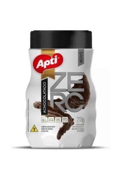 Achocolatado Apti  Zero Açúcar 210g