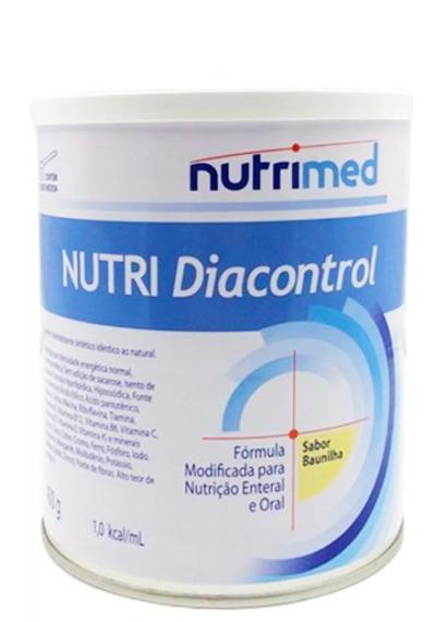 Nutri Diacontrol Pó Baunilha  400g