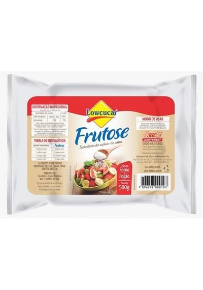 Adoçante Frutose Lowçucar 500 Grs