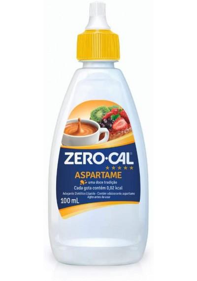 Adoçante Zero Cal Aspartame 100Ml