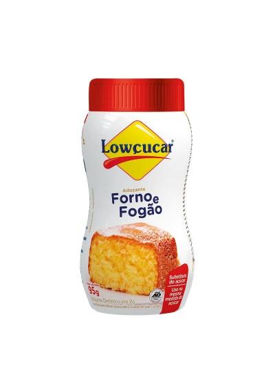 Adoçante Lowçucar Forno e Fogão  95grs