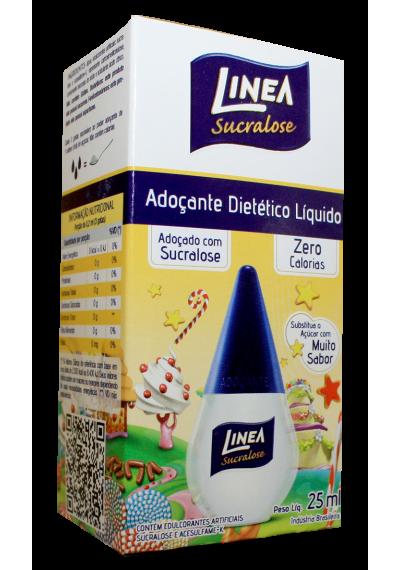 Adoçante Linea Sucralose Liquido 25mL