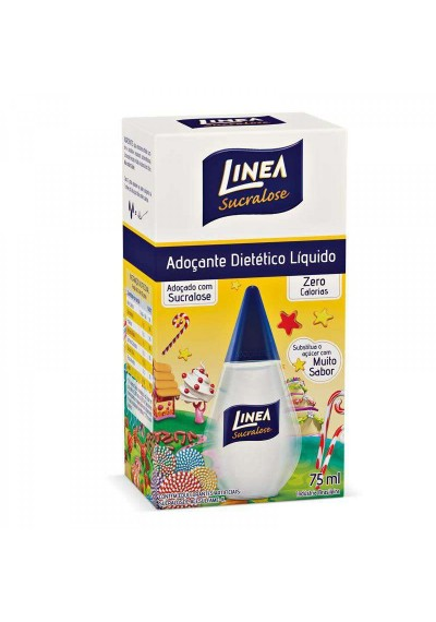Adoçante Linea Sucralose Liquido 75mL