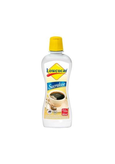 Sucralose Lowçucar 80ml