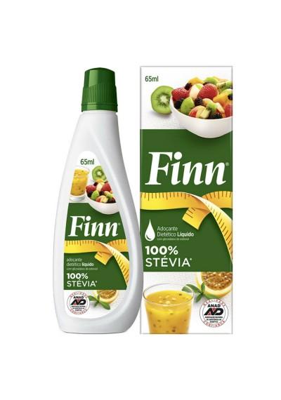 Adoçante Finn 100% Stevia 65ml