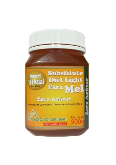Mel Substituto Diet Light  Zero Açúcar 500g ( mel Diet)