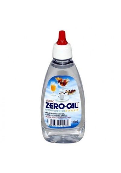 Adoçante Zero-cal Liquido 100 ml