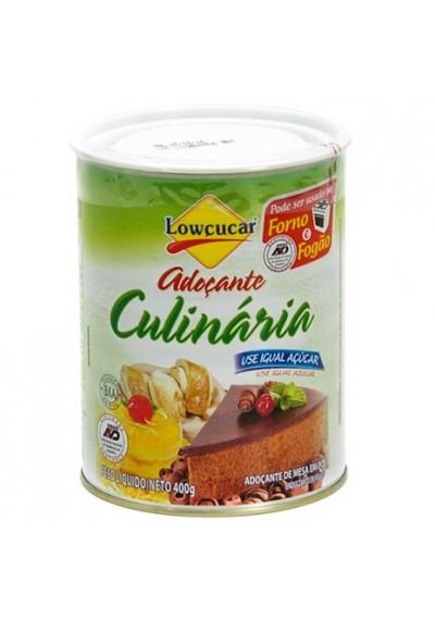Adoçante Culinária Lowçúcar Pote 400g