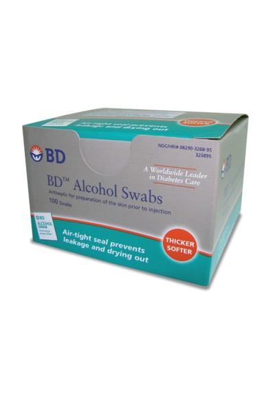 Alcool Swabs c/ 100 BD