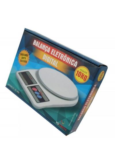 Balança Digital para cozinha SF-400 Ate 10 kilos