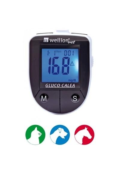 Monitor de Glicose para Animais Gluco Calea  Wellion (Aparelho)