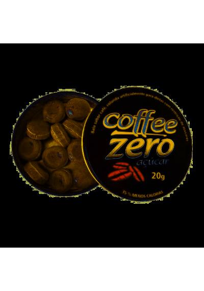 bala Coffee Zero Açúcar 20g