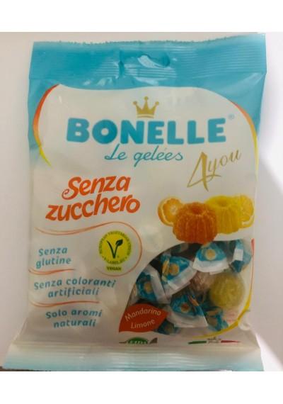Bala de Goma Mastigável Vegana Diet Bonelle Mista