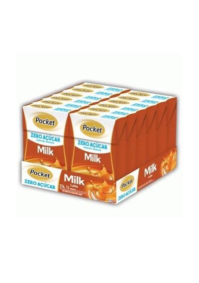 Bala Pocket zero 23 grs Coffee e Milk