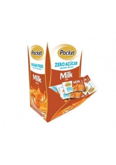 Bala Pocket zero açúcar cx 230G