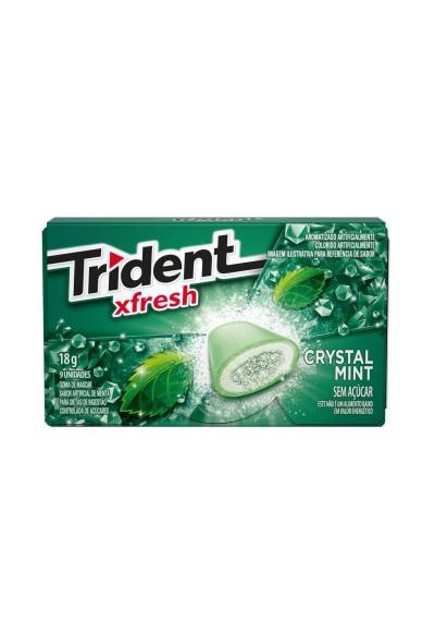 Goma de mascar Trident Xfresh 18g