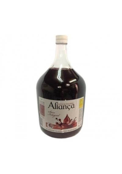 Suco de Uva Tinto Integral  Aliança 2L