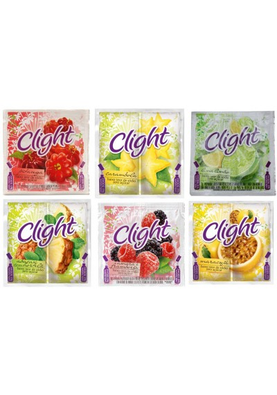 Suco Clight Zero Açúcar 8g