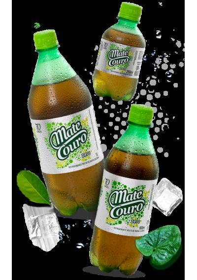 Refrigerante Mate couro Zero  350ml