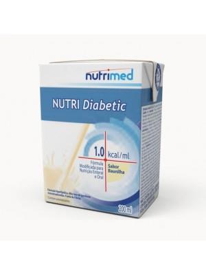 Nutri Diabetic 1.0 Baunilha Tp 200ml