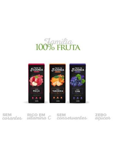 Suco Fruto da Fazenda 200ml