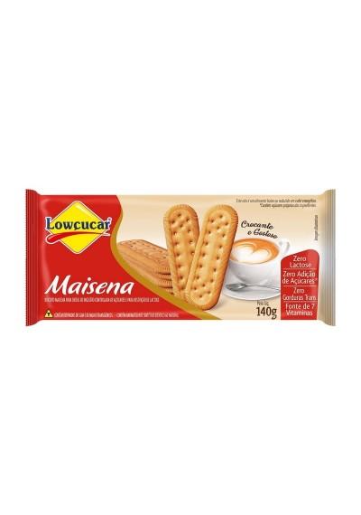 Biscoito Maisena Lowçucar 140grs