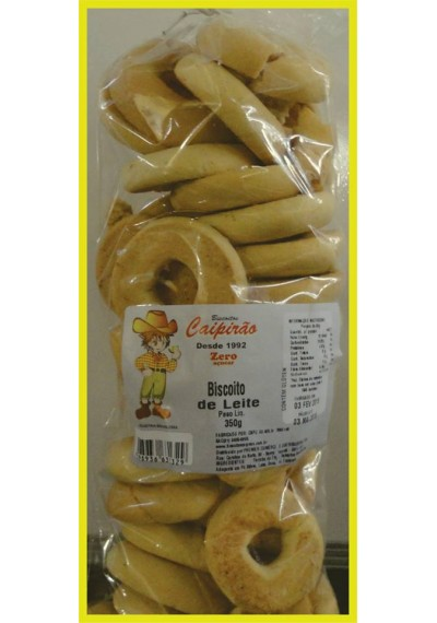 Biscoitos Caipirão Zero Açúcar