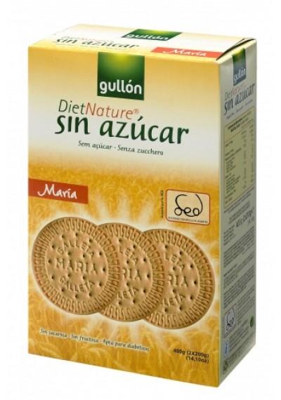 Biscoito Maria Espanhol Zero Açúcar Gullon 400g