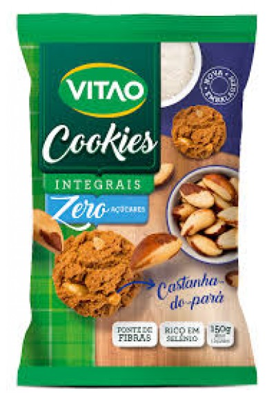 Cookies Integrais Vitao Diet 150g