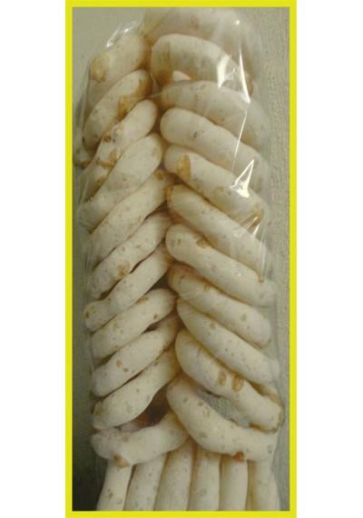 Biscoito Escaldado Caseiro c/ Queijo 180g Caipirão