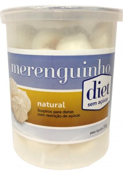 Merenguinho Diet 35g (Suspiro)