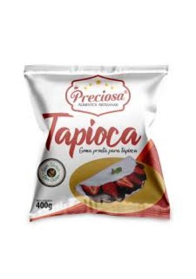 Tapioca Preciosa alimentos Artesanais 400g