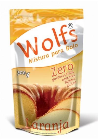 Mistura Bolo  Wolfs 300g
