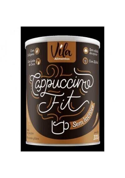Cappuccino Fit vila alimentos 100grs