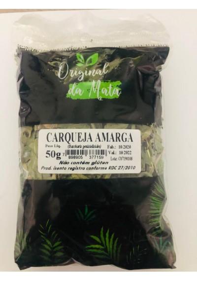 Chá de Carqueja Amarga Original da Mata 50g