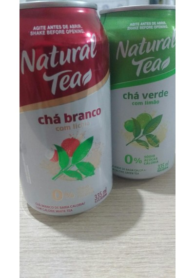 Chá  Natural Tea Zero Açúcar 335 mL
