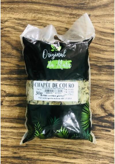 Chá Chapéu  de Couro Original da Mata 30g