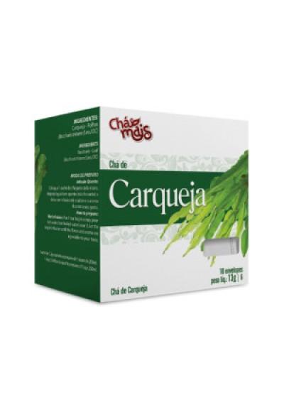 Chá de Carqueja Chá MAIS  10 Envelopes