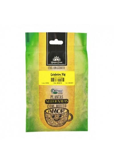 Chá Orgânico Goiabeira Kampos de Ervas 30g