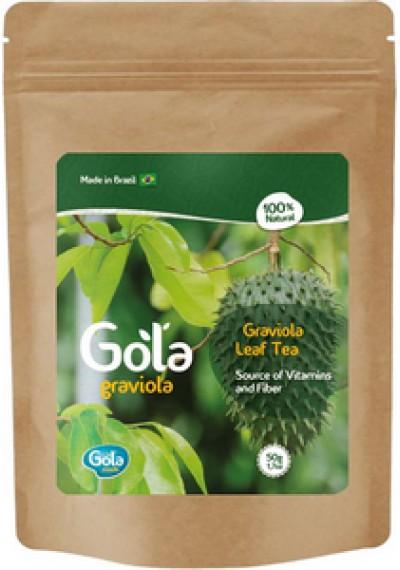 Chá de Graviola em folha Gola 50g