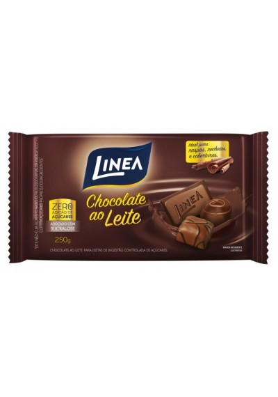 Chocolate Linea Barra 250 grs