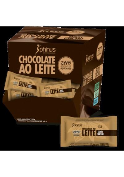 Chocolate ao Leite Bom Cacau 15g