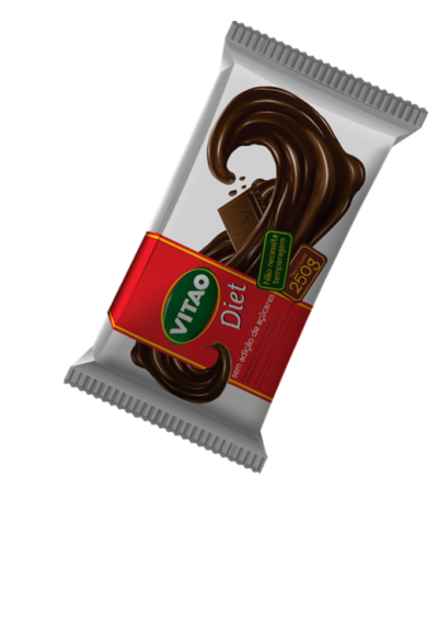 Chocolate Vitao Diet 250 G