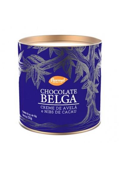 Bombom Chocolate Belga  c/10 unidades Flormel 150grs