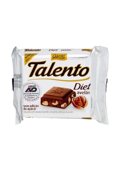 Talento Diet Avelãs 25g