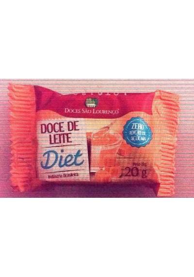 Doce de Leite Diet São Lourenço 20g