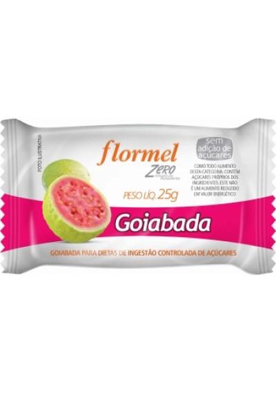 Goiabada Zero Flormel 25g