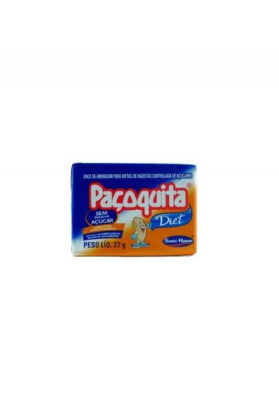 Paçoca Paçoquita Diet Santa Helena 22g (Paçoquinha)