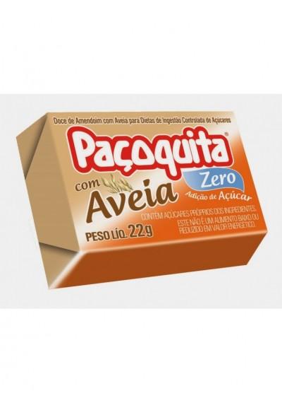 Paçoca Paçoquita c/ Aveia Zero 22g