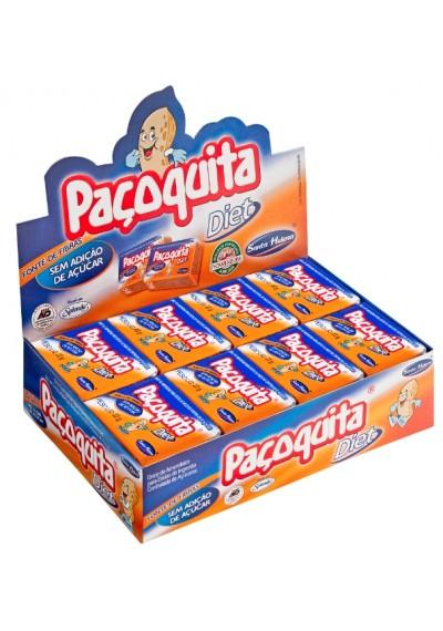 Paçoquita Diet Santa Helena 528g contem 24 unidades